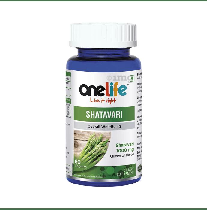 OneLife Shatavari Tablet