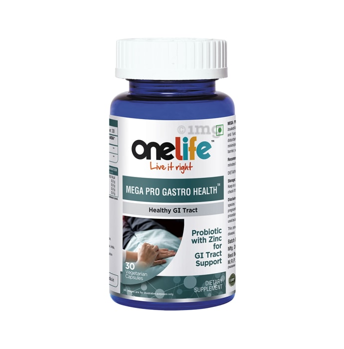 OneLife Mega Pro Gastro Health Tablet