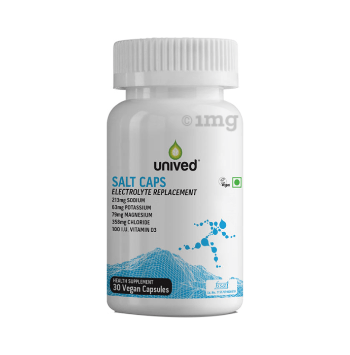 Unived Electrolyte Salt Capsule