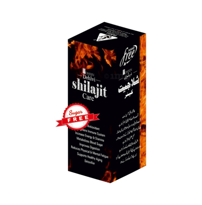 Dehlvi Naturals Shilajit Care Syrup