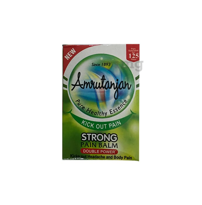 Amrutanjan Strong Double Power Pain Balm