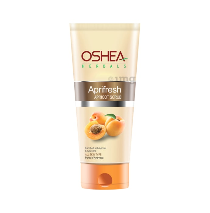 Oshea Herbals Scrub Aprifresh