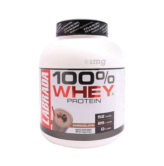 Labrada 100% Whey Protein Chocolate