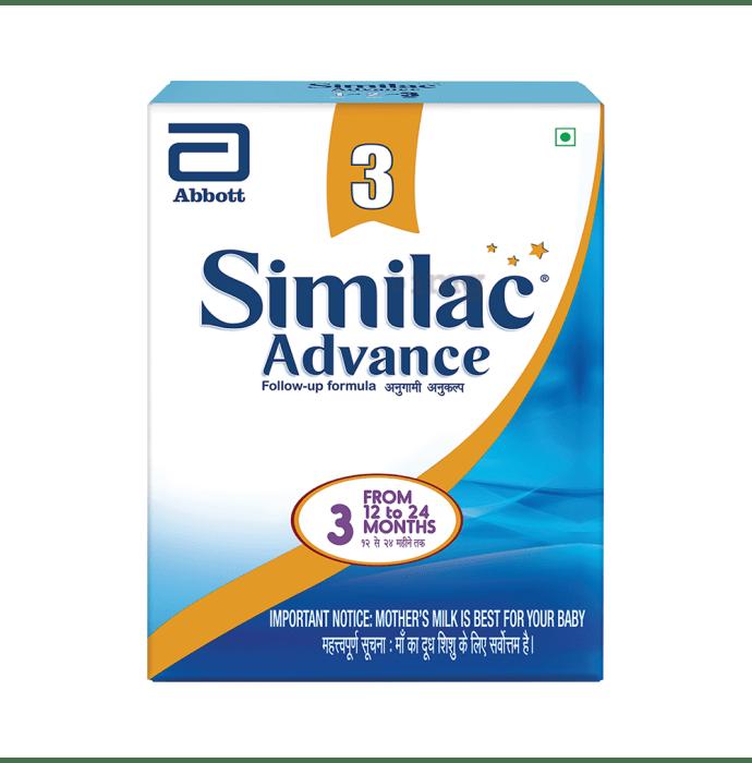 Similac Advance Stage 3 Follow Up Formula