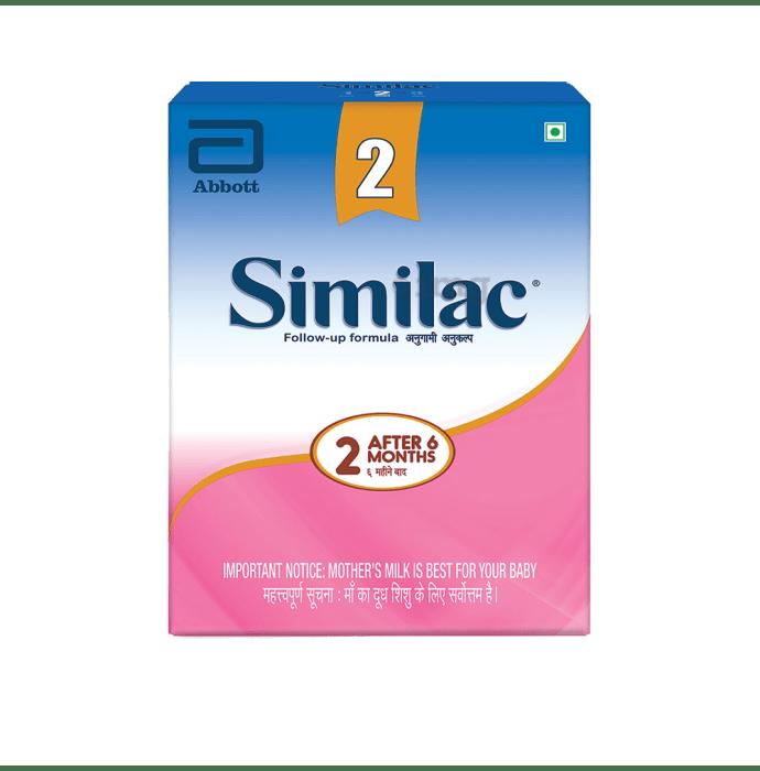Similac Follow-Up Formula Stage 2