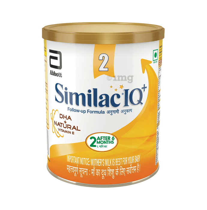 Similac IQ+ Follow-Up Formula Stage 2
