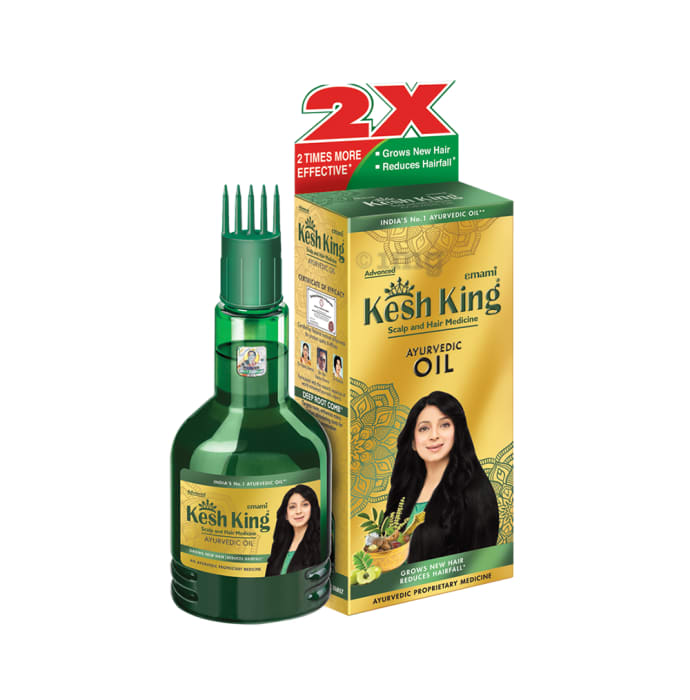 Kesh King Ayurvedic Scalp and Hair Medicine Oil