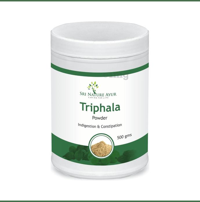 Sri Nature Ayur Triphala Powder