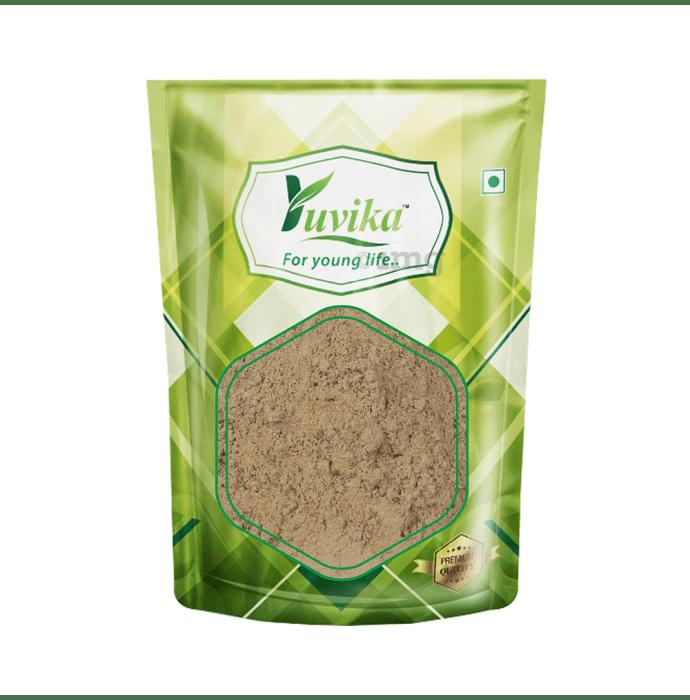 Yuvika Mulethi Powder - Multhi Powder - Glycyrrhiza Glabra - Yashtimadhu - Jeshthamadha - Licorice Root