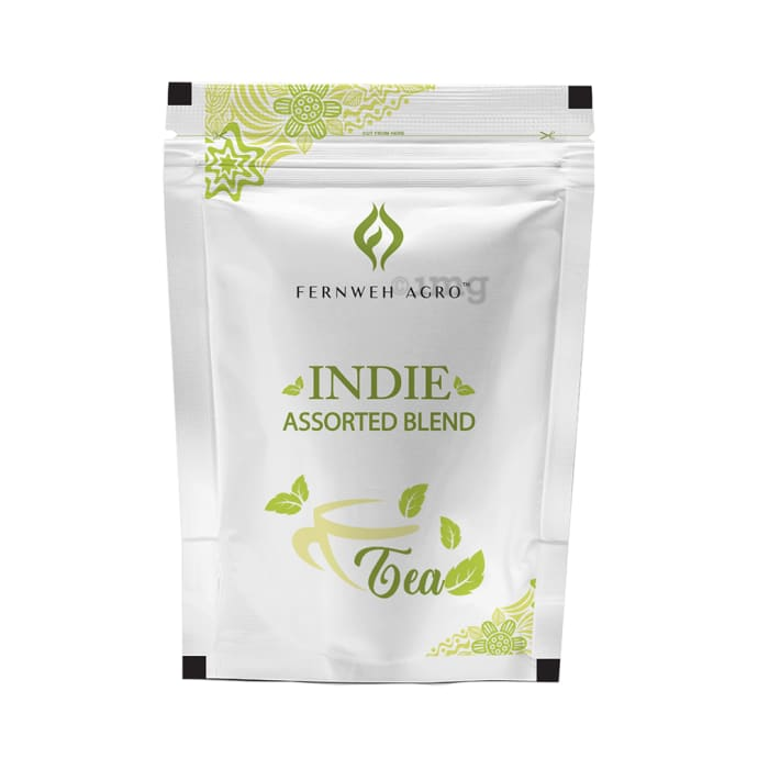 Fernweh Agro Indie Assorted Blend Tea