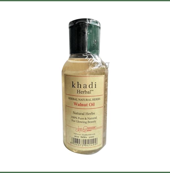 Khadi Herbal Walnut Oil