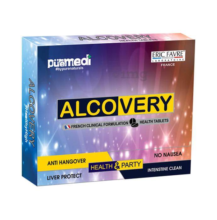 Eric Favre Alcovery Tablet
