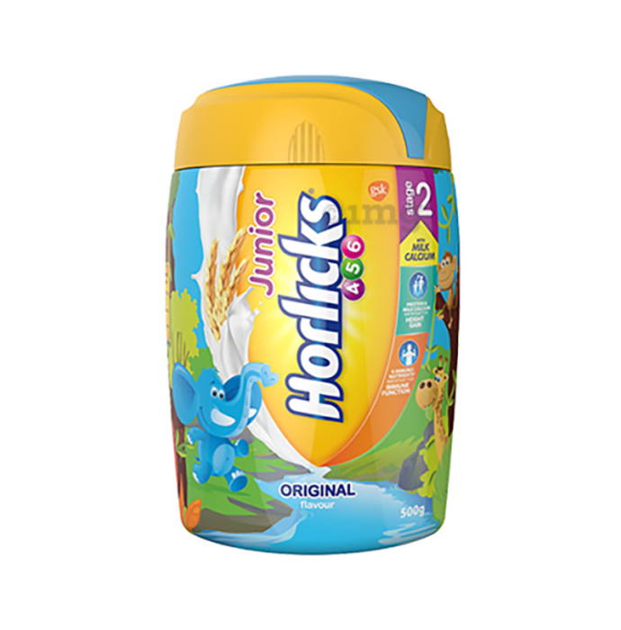 Junior Horlicks Stage 2 Health And Nutrition Drink Original Buy Jar Of 500 Gm Powder At Best Price In India 1mg