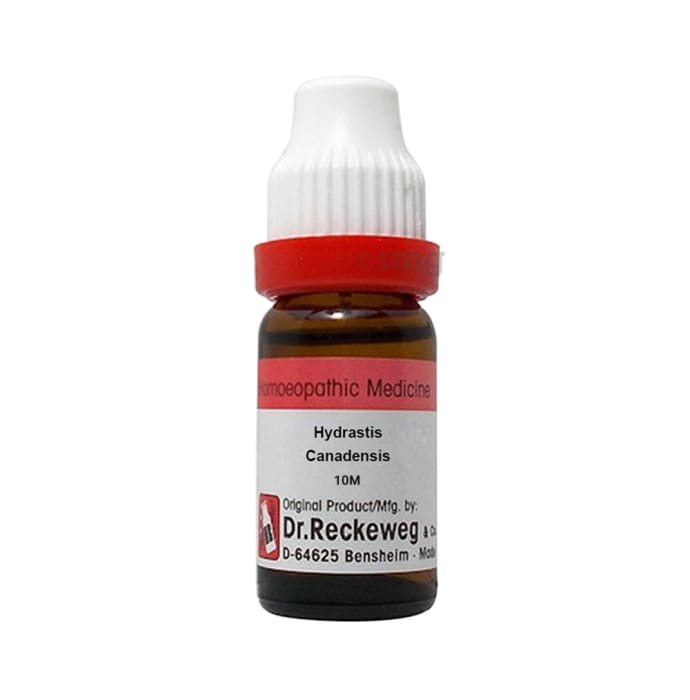 Dr. Reckeweg Hydrastis Canadensis Dilution 10M CH