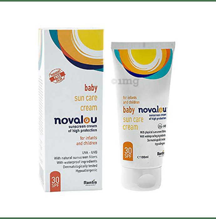 Novalou Baby Sun Care Cream SPF 30