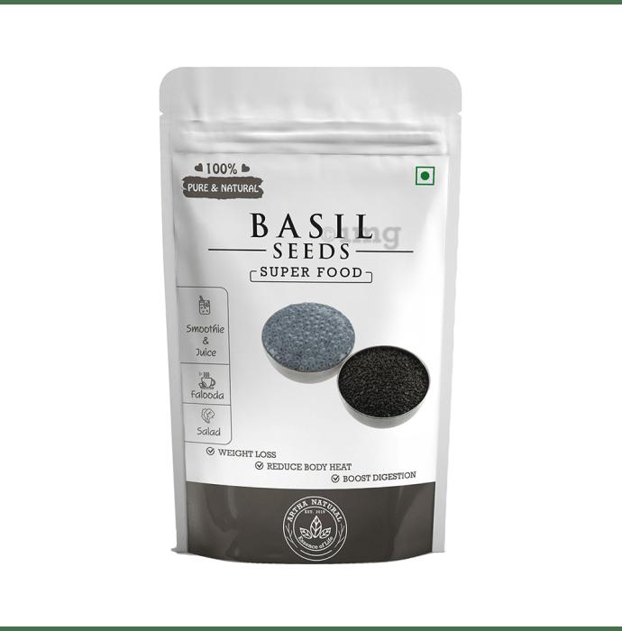 Artha Natural Basil Seeds