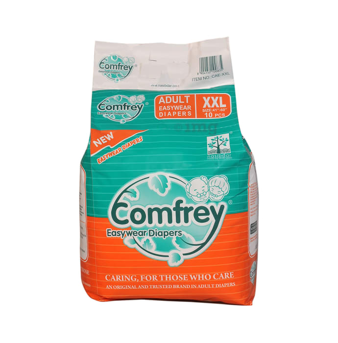 Comfrey Easy Wear Pant Type Adult Diaper XXL