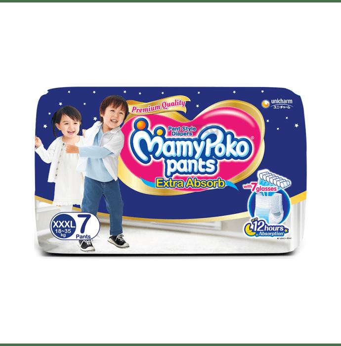 Mamy Poko Extra Absorb Diaper XXXL