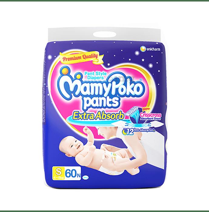 Mamy Poko Extra Absorb Diaper S