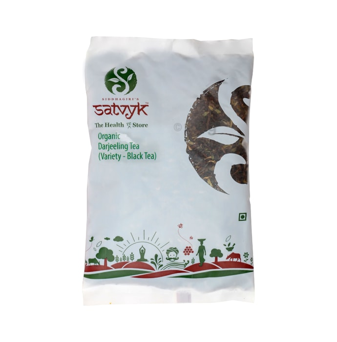 Satvyk Darjeeling Tea (Variety - Black Tea)