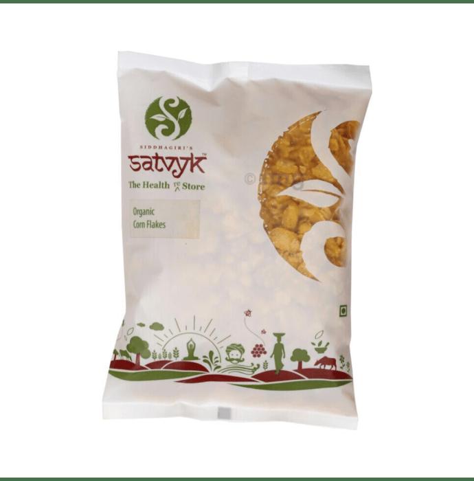 Satvyk Flakes Organic Corn