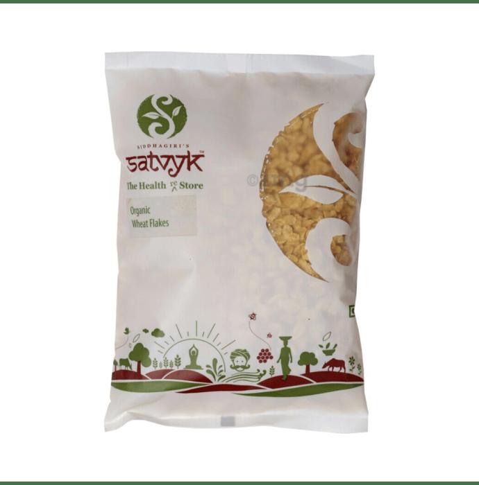 Satvyk Flakes Organic Wheat