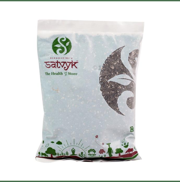 Satvyk Black Chia Seeds