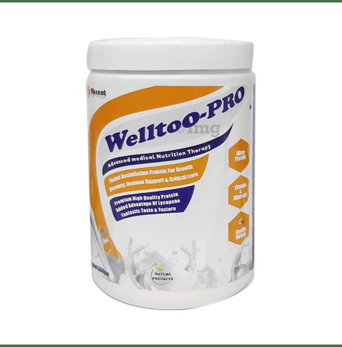 Welltoo Pro Protein Powder Vanilla