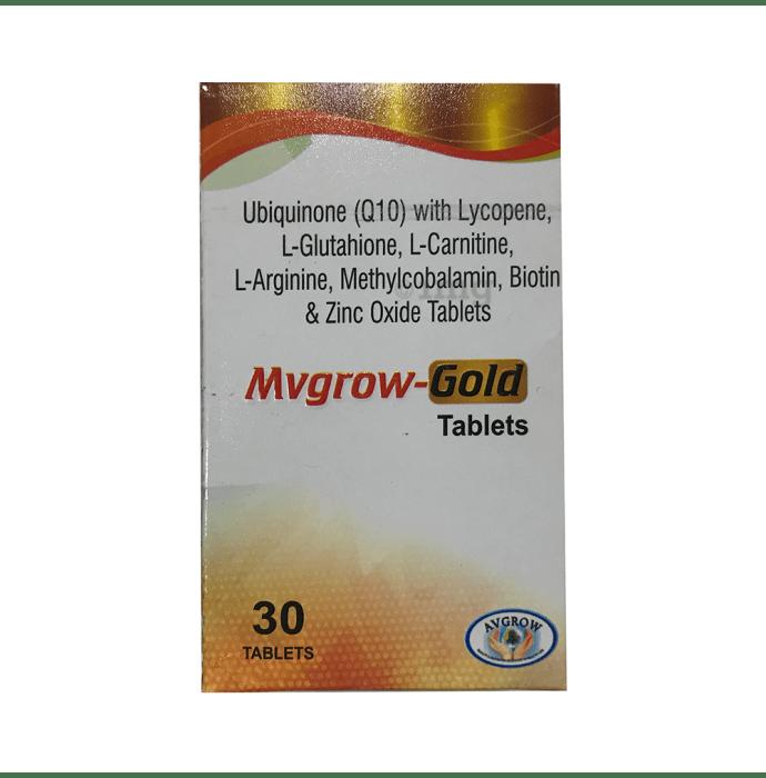 Mvgrow-Gold Tablet