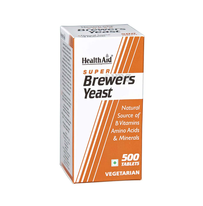 Healthaid Brewers Yeast Tablet