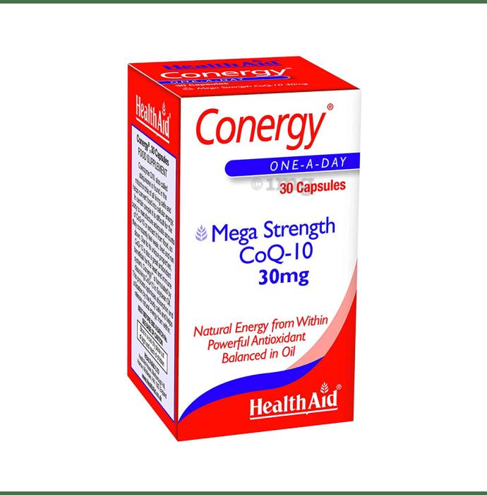 Healthaid Coq10 30mg Capsule