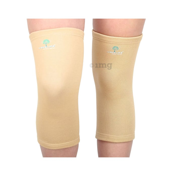 Longlife OCT 001 Classic Knee Support S Skin Colour