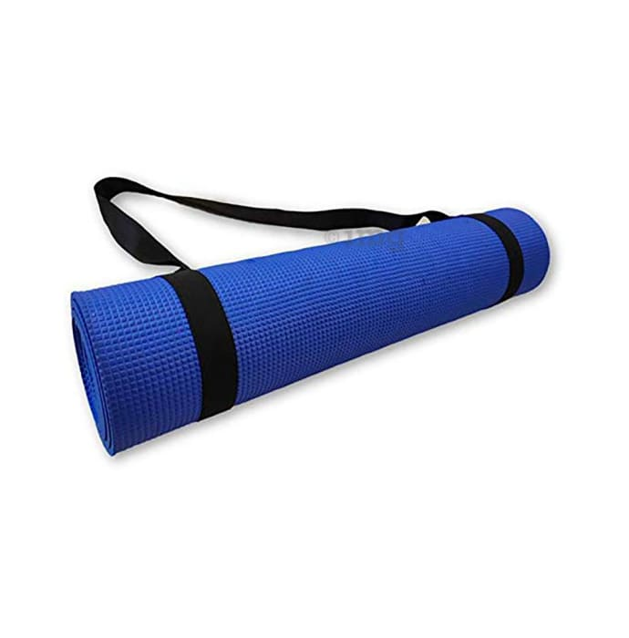 Dominion Care Anti Skid Yoga Mat 4mm Long Size