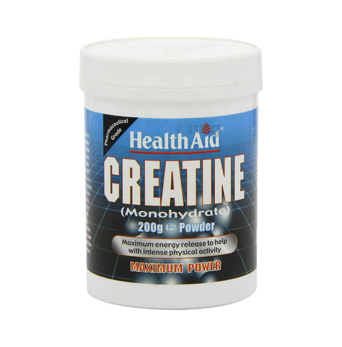 Healthaid Creatine (Monohydrate) Powder