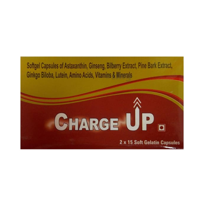 Charge UP Capsule