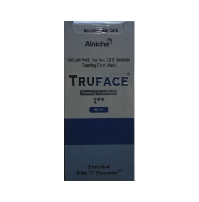 Truface Foaming Face Wash