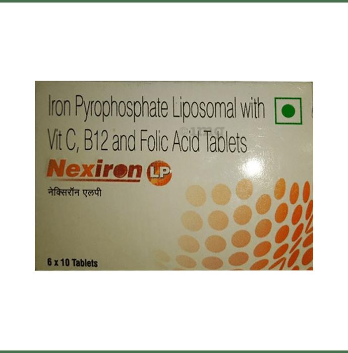 Nexiron LP Tablet