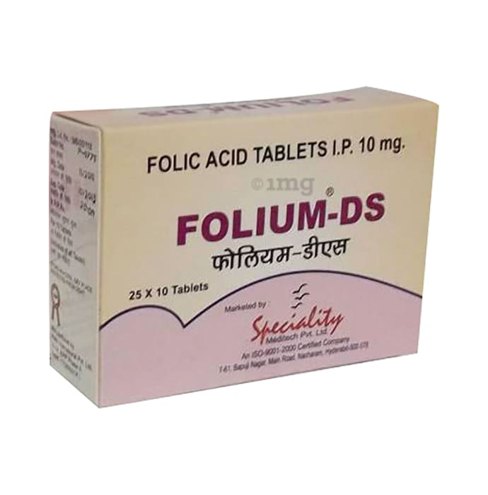 Folium DS Tablet