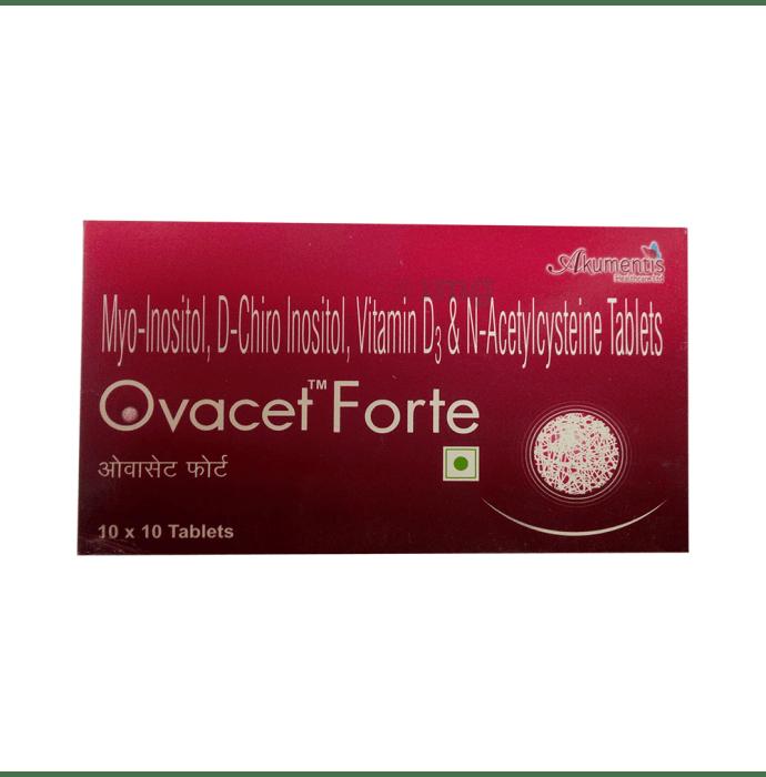 Ovacet Forte Tablet