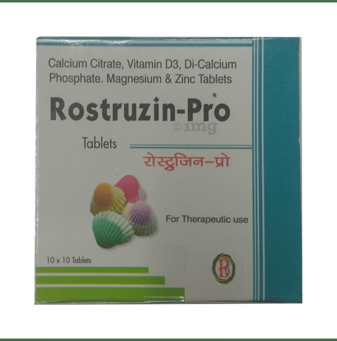 Rostruzin Pro Tablet