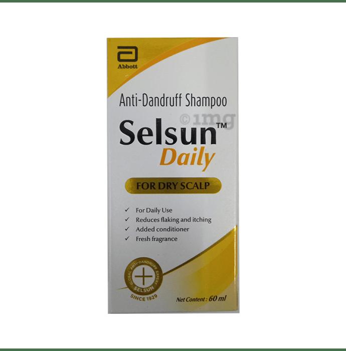 Selsun Daily Shampoo