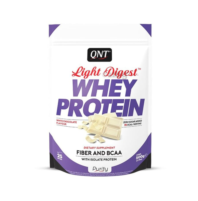 QNT Light Digest Whey Protein White Chocolate