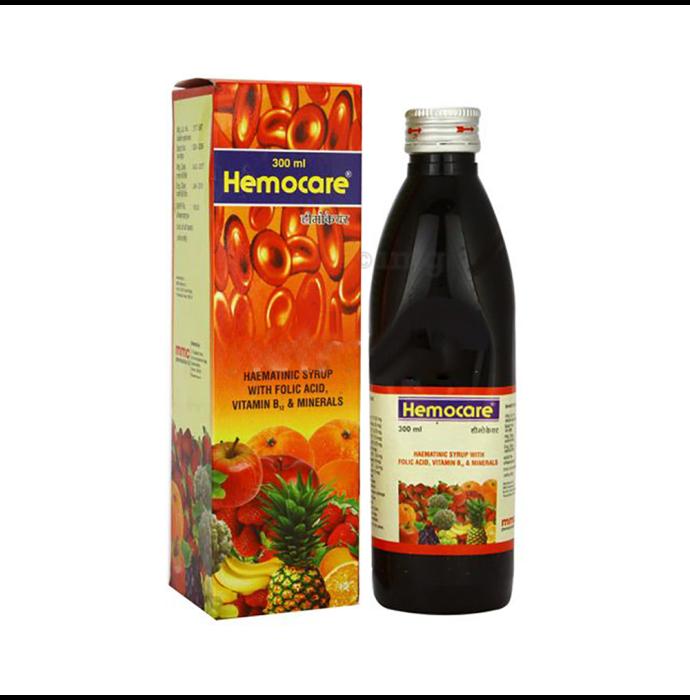 Hemocare Syrup