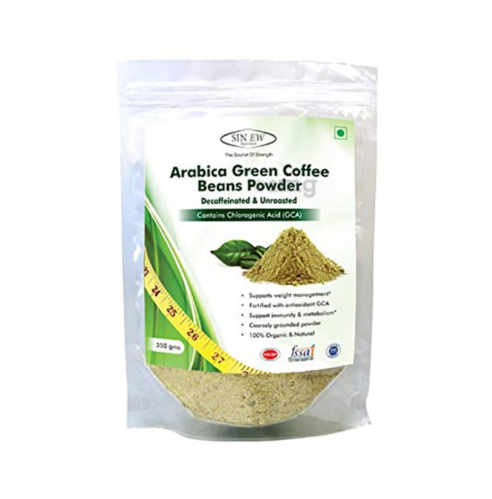 Sinew Nutrition Arabica Green Coffee Beans Powder Buy Packet Of