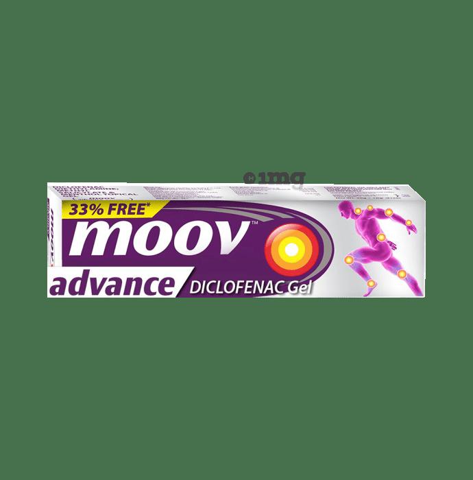 Moov Advance Diclofenac Gel
