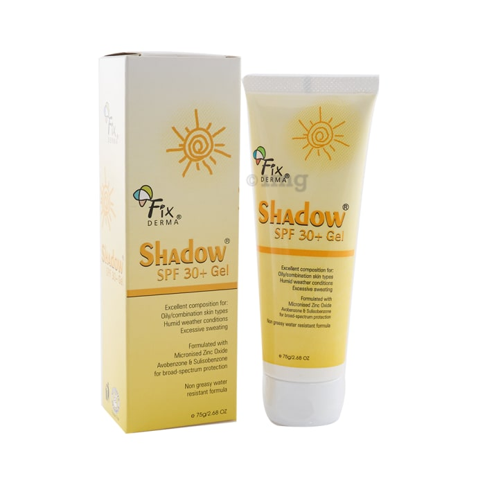 Fixderma Shadow Gel SPF 30