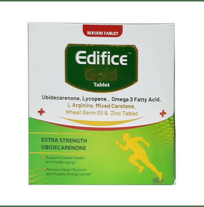 Edifice Gold Tablet