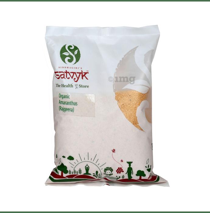 Satvyk Organic Amaranthus (Rajgeera) Seeds