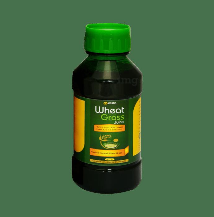 Afflatus Wheat Grass Juice