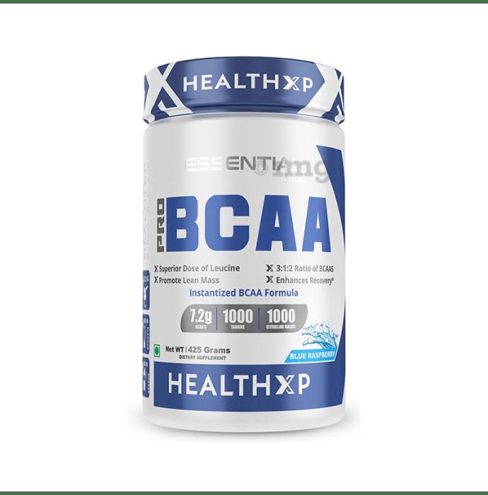 HealthXP Pro BCAA 3:1:2 Blue Raspberry